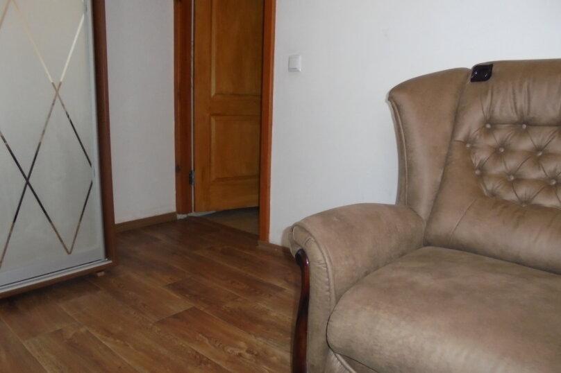 2-комн. квартира, 46 кв.м. на 5 человек, улица Ефремова, 26, Севастополь - Фотография 2