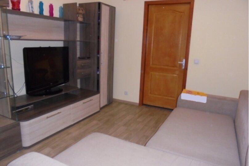 2-комн. квартира, 46 кв.м. на 5 человек, улица Ефремова, 26, Севастополь - Фотография 4