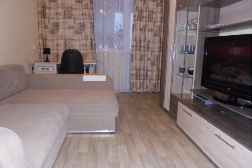 2-комн. квартира, 46 кв.м. на 5 человек, улица Ефремова, 26, Севастополь - Фотография 5