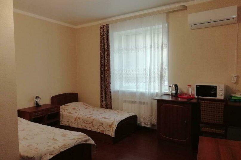 Двухместный номер с 2 отдельными кроватями, улица Пастухова, 1, Пятигорск - Фотография 1