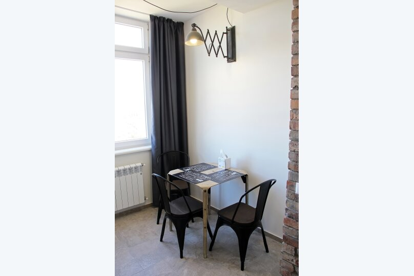 1-комн. квартира, 40 кв.м. на 2 человека, улица Репина, 1Б/2, Севастополь - Фотография 16
