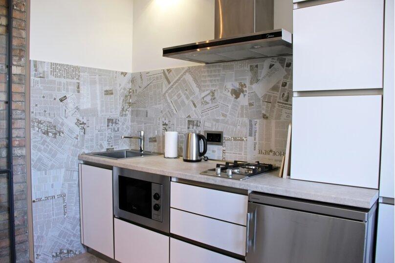 1-комн. квартира, 40 кв.м. на 2 человека, улица Репина, 1Б/2, Севастополь - Фотография 18
