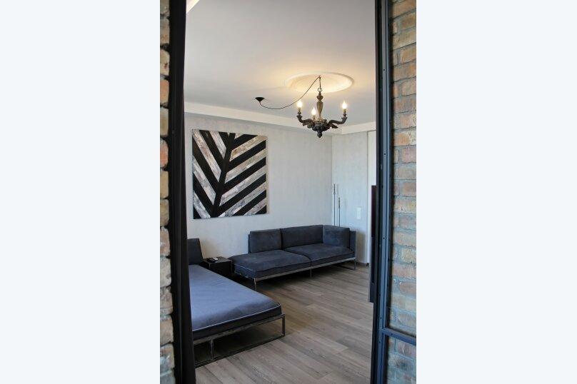 1-комн. квартира, 40 кв.м. на 2 человека, улица Репина, 1Б/2, Севастополь - Фотография 20