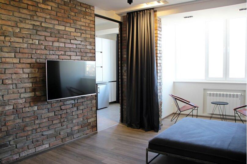 1-комн. квартира, 40 кв.м. на 2 человека, улица Репина, 1Б/2, Севастополь - Фотография 1