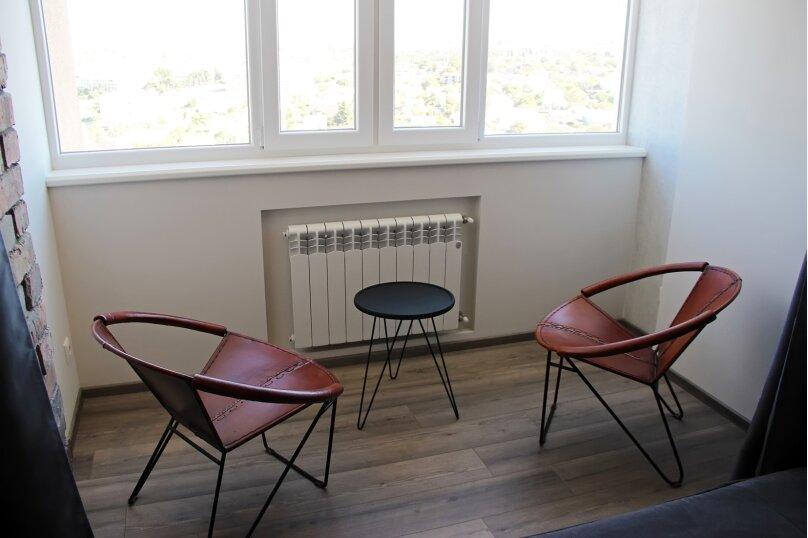 1-комн. квартира, 40 кв.м. на 2 человека, улица Репина, 1Б/2, Севастополь - Фотография 22