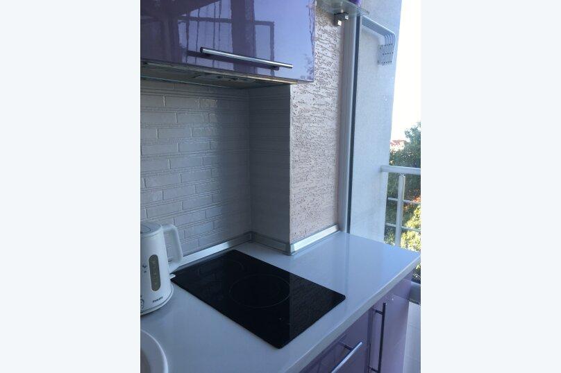 1-комн. квартира, 25 кв.м. на 3 человека, Лесная улица, 2в, Гаспра - Фотография 3