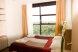 Двухкомнатные Апартаменты с балконом:  Квартира, 4-местный (3 основных + 1 доп), 2-комнатный - Фотография 12