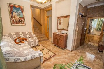 4-комн. квартира, 100 кв.м. на 7 человек, Пролетарская улица, 9, Гурзуф - Фотография 4