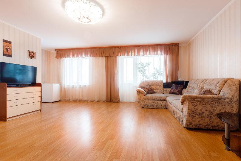2-комн. квартира, 60 кв.м. на 4 человека, Дербышевский переулок, 17, Томск - Фотография 1