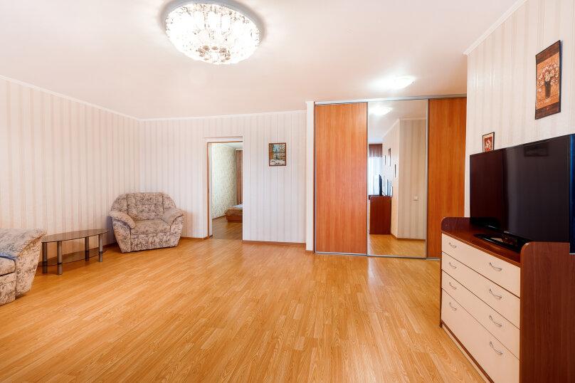 2-комн. квартира, 60 кв.м. на 4 человека, Дербышевский переулок, 17, Томск - Фотография 2