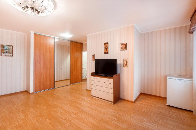 2-комн. квартира, 60 кв.м. на 4 человека, Дербышевский переулок, 17, Томск - Фотография 3