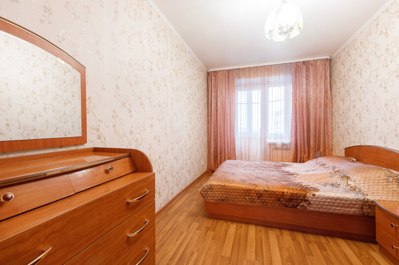 2-комн. квартира, 60 кв.м. на 4 человека, Дербышевский переулок, 17, Томск - Фотография 4