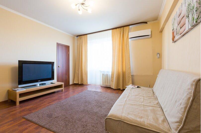 1-комн. квартира, 42 кв.м. на 4 человека, Большая Дорогомиловская улица, 8, метро Киевская, Москва - Фотография 3