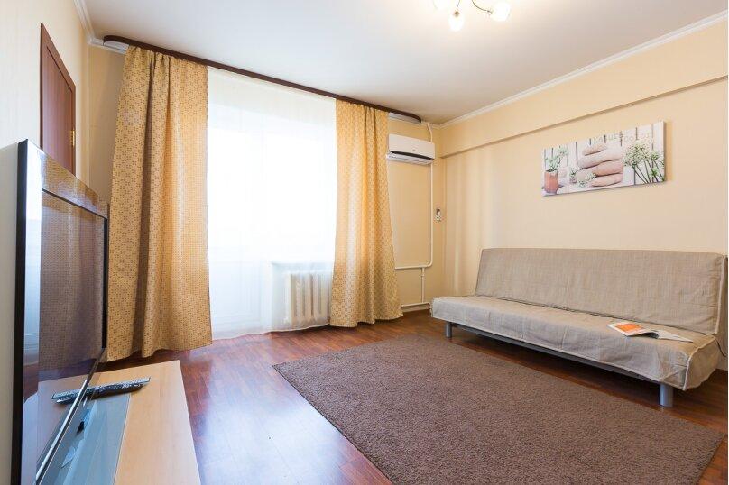 1-комн. квартира, 42 кв.м. на 4 человека, Большая Дорогомиловская улица, 8, метро Киевская, Москва - Фотография 4