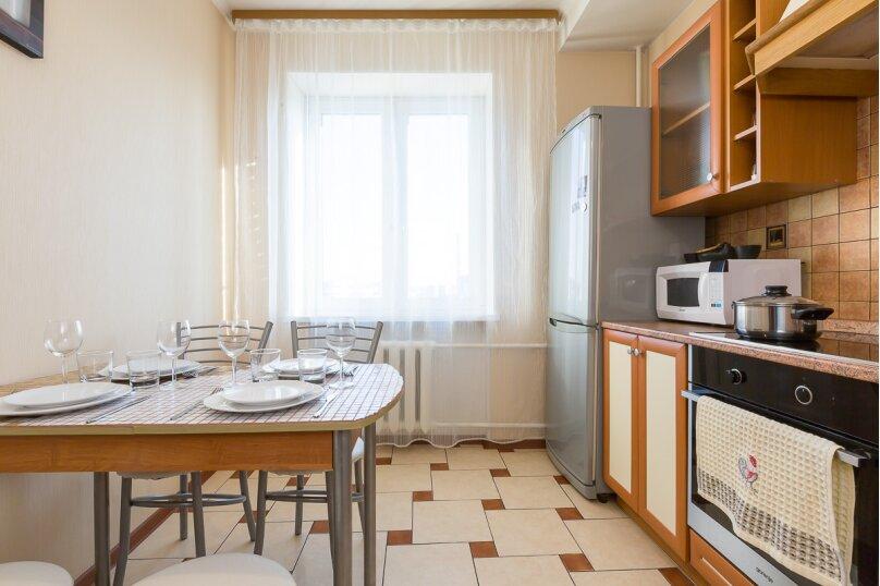 1-комн. квартира, 42 кв.м. на 4 человека, Большая Дорогомиловская улица, 8, метро Киевская, Москва - Фотография 6