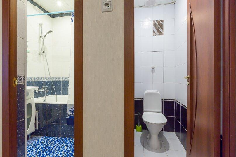 1-комн. квартира, 42 кв.м. на 4 человека, Большая Дорогомиловская улица, 8, метро Киевская, Москва - Фотография 9