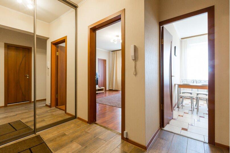 1-комн. квартира, 42 кв.м. на 4 человека, Большая Дорогомиловская улица, 8, метро Киевская, Москва - Фотография 11