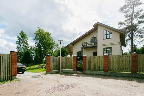 Коттедж, 210 кв.м. на 10 человек, 12 спален, СНТ Черничное, 31, Санкт-Петербург - Фотография 1