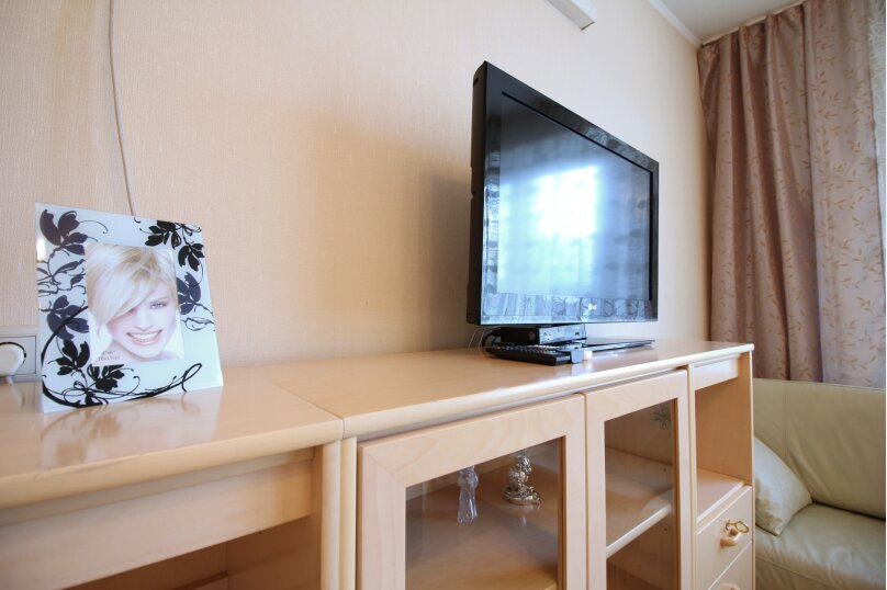 1-комн. квартира, 46 кв.м. на 3 человека, Украинский бульвар, 8с1, метро Киевская, Москва - Фотография 2