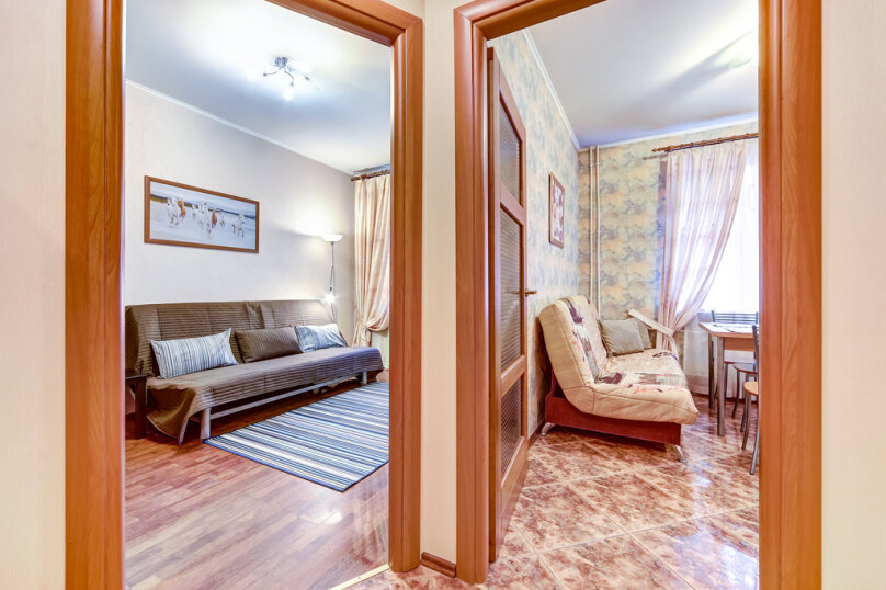 1-комн. квартира, 45 кв.м. на 4 человека, Мытнинская улица, 2, Санкт-Петербург - Фотография 4