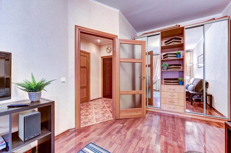 1-комн. квартира, 45 кв.м. на 4 человека, Мытнинская улица, 2, Санкт-Петербург - Фотография 10