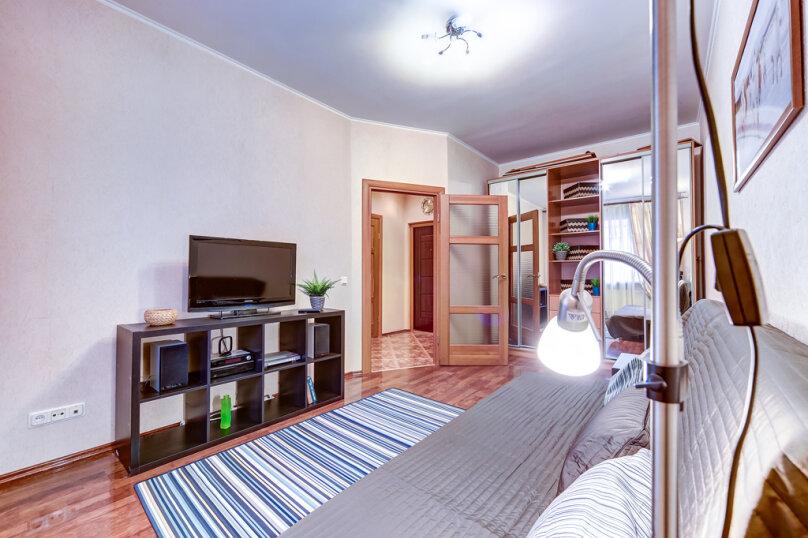 1-комн. квартира, 45 кв.м. на 4 человека, Мытнинская улица, 2, Санкт-Петербург - Фотография 11