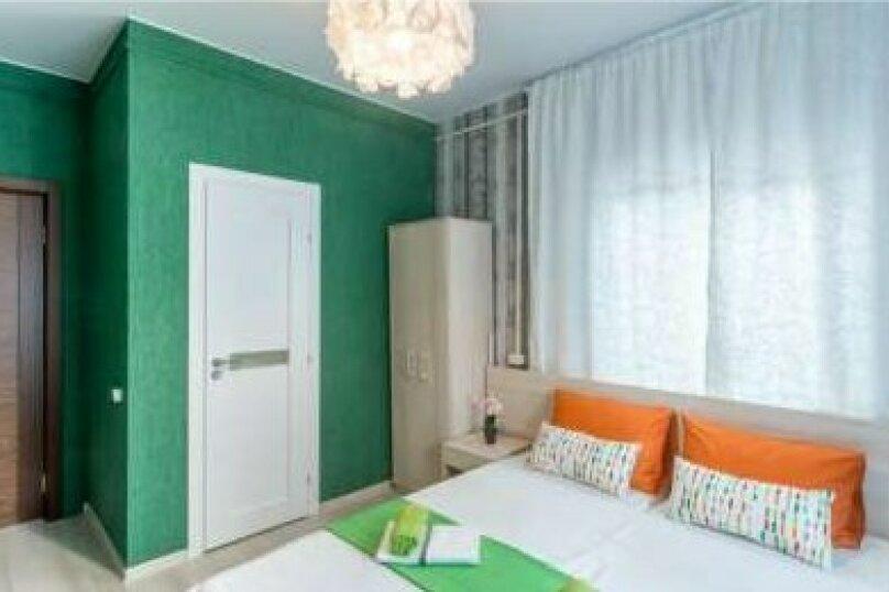 Двухместный с одной большой кроватью, Железнодорожная улица, 14А, Лобня - Фотография 1