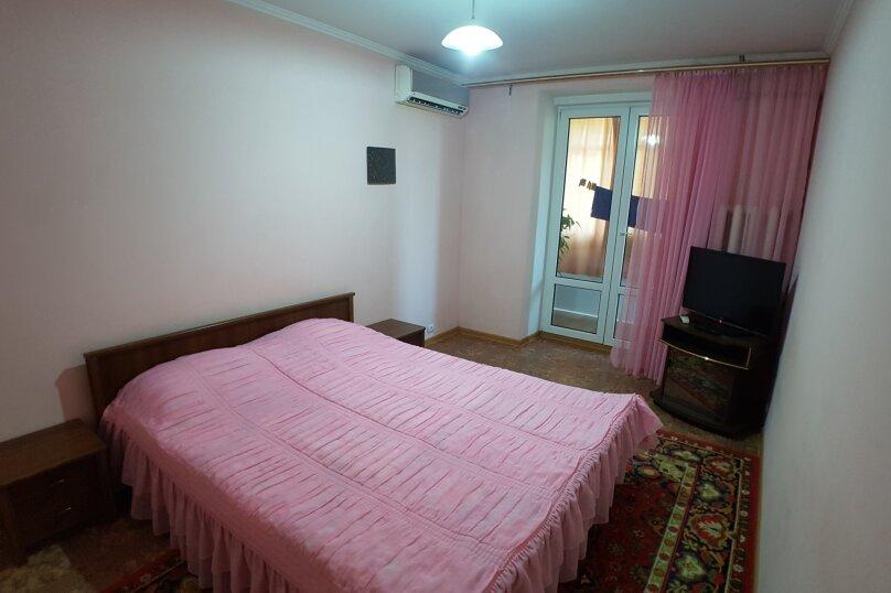 2-комн. квартира, 50 кв.м. на 4 человека, улица Дмитрия Ульянова, 1А, Евпатория - Фотография 6