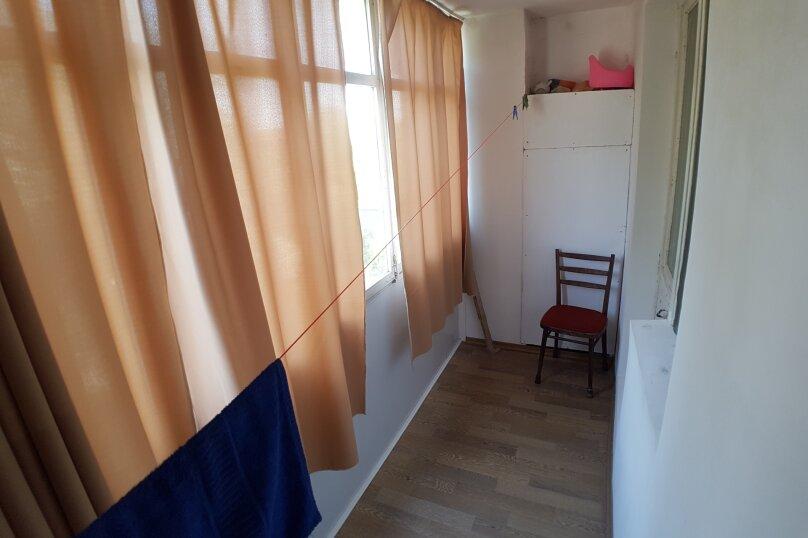 2-комн. квартира, 50 кв.м. на 4 человека, улица Дмитрия Ульянова, 1А, Евпатория - Фотография 13