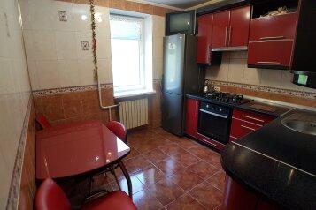 2-комн. квартира, 50 кв.м. на 4 человека, улица Дмитрия Ульянова, 1А, Евпатория - Фотография 1