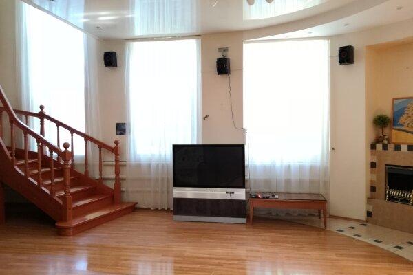 Сдается в посуточную аренду дом, 220 кв.м. на 12 человек, 4 спальни, улица Попова, 1, Волгоград - Фотография 1