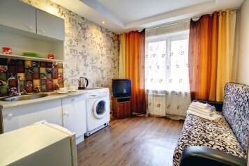 1-комн. квартира, 18 кв.м. на 2 человека, улица 9 Мая, Красноярск - Фотография 1