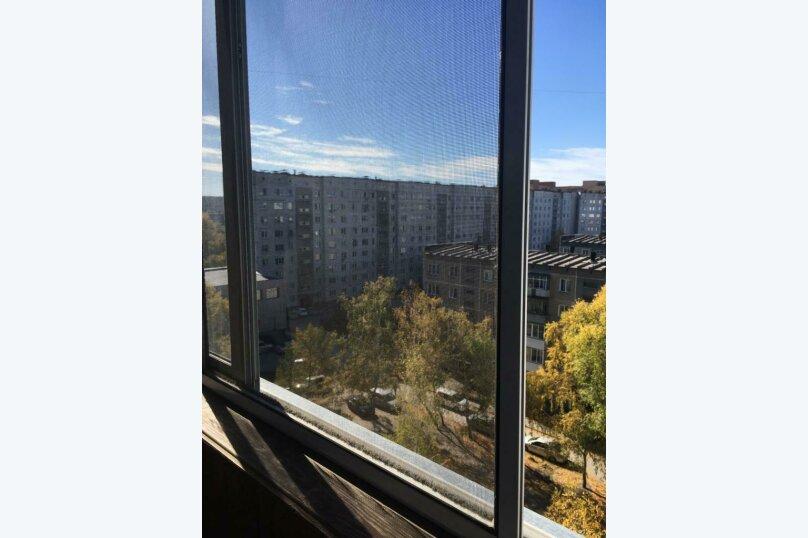 1-комн. квартира, 31 кв.м. на 4 человека, Троллейная улица, 20, Новосибирск - Фотография 17