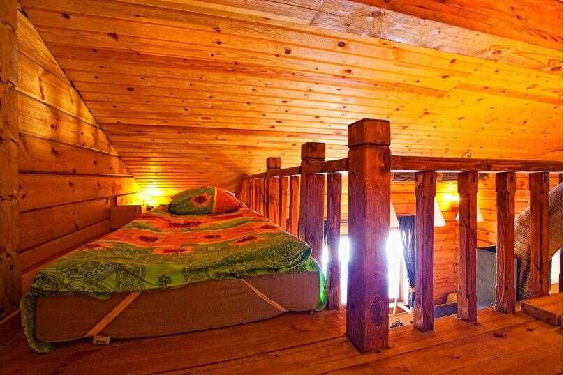 Дома на озере. Дом №1, 40 кв.м. на 4 человека, 1 спальня, Сяндеба, 38, Олонец - Фотография 7