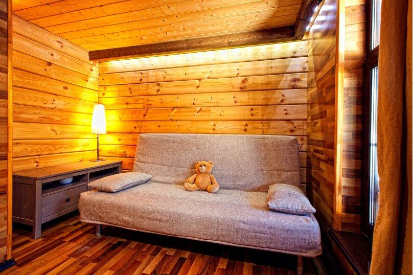 Дома на озере. Дом №1, 40 кв.м. на 4 человека, 1 спальня, Сяндеба, 38, Олонец - Фотография 8