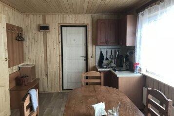 Дом, 55 кв.м. на 7 человек, 2 спальни, пос. Шальский, Онежская, 22, Пудож - Фотография 3