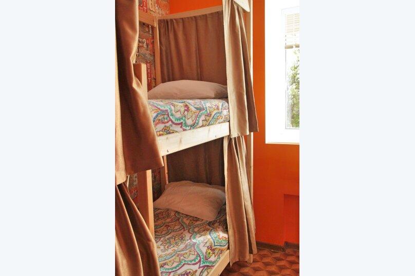 Семейный четырехместный номер с отдельной ванной комнатой, улица Ефремова, 28, Севастополь - Фотография 1