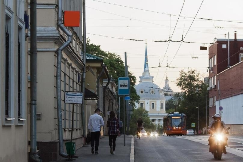 """Гостиница """"Радио Отель Москва"""", улица Радио, 14с1 на 24 номера - Фотография 1"""