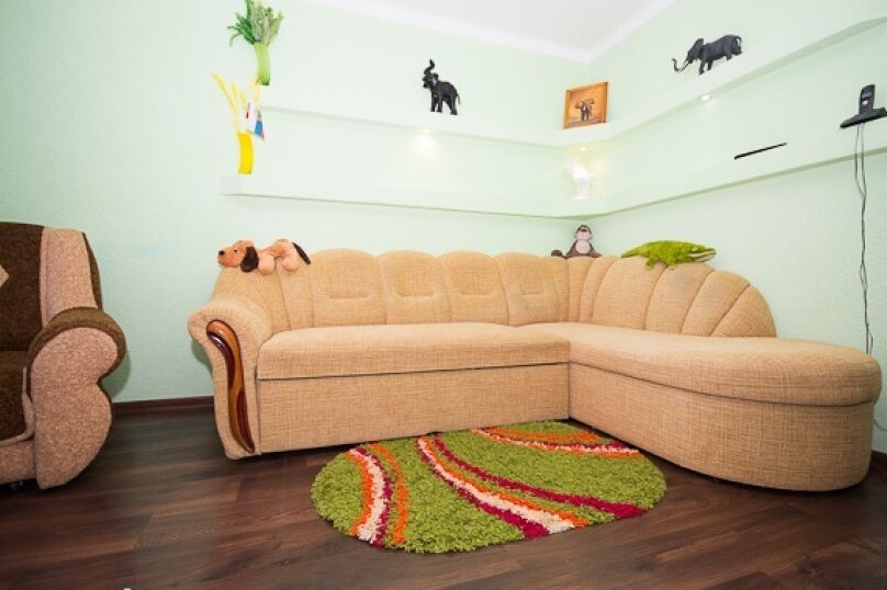 2-комн. квартира, 58 кв.м. на 4 человека, улица Фрунзе, 34, Евпатория - Фотография 6