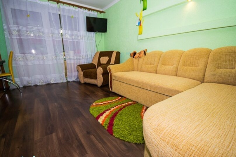 2-комн. квартира, 58 кв.м. на 4 человека, улица Фрунзе, 34, Евпатория - Фотография 7