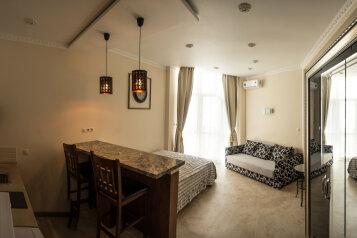 1-комн. квартира, 44 кв.м. на 4 человека, Черноморская набережная, 1В, Феодосия - Фотография 1