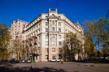 2-комн. квартира, 67 кв.м. на 6 человек, Кутузовский проспект, метро Кутузовская, Москва - Фотография 4