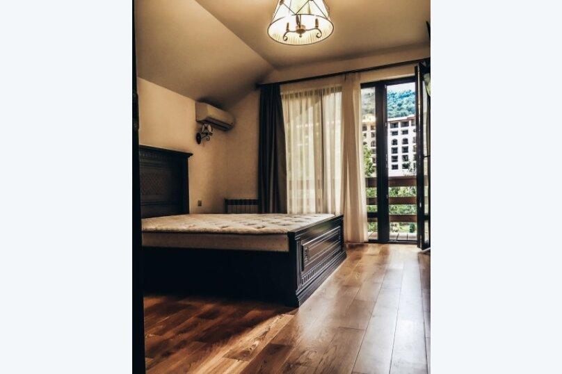 """Домик в стиле """"шале"""", 100 кв.м. на 6 человек, 2 спальни, Эстонская улица, 37, Эстосадок, Красная Поляна - Фотография 13"""