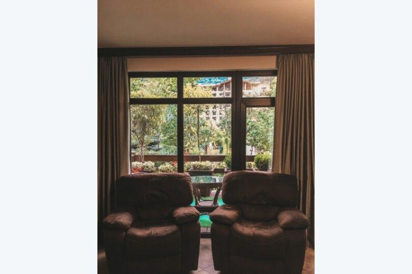 """Домик в стиле """"шале"""", 100 кв.м. на 6 человек, 2 спальни, Эстонская улица, 37, Эстосадок, Красная Поляна - Фотография 21"""