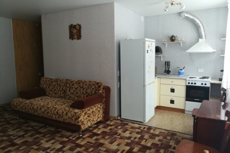 1-комн. квартира, 31 кв.м. на 4 человека, улица Дзержинского, 18, Шерегеш - Фотография 2