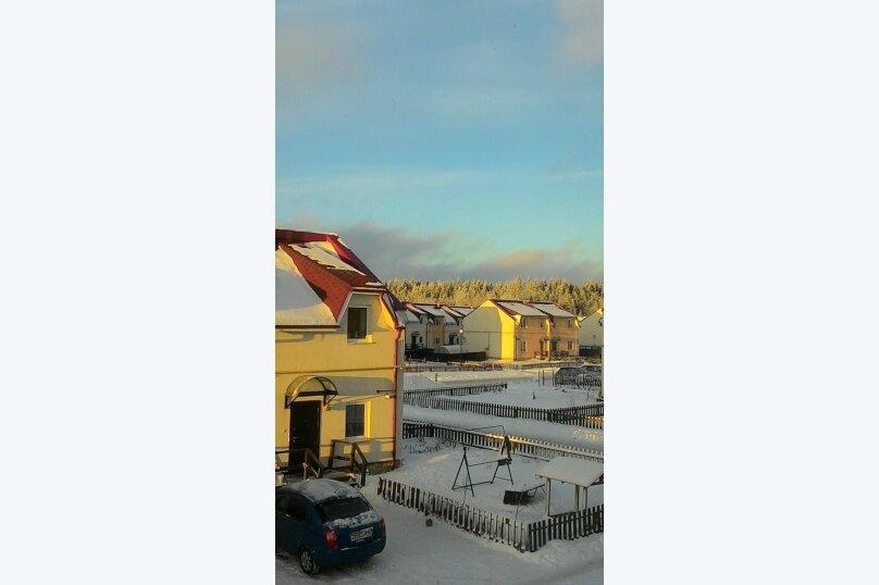 Таунхаус, 65 кв.м. на 4 человека, 2 спальни, пос. Первомайское, Карельский проезд, 3, Санкт-Петербург - Фотография 4