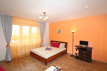 1-комн. квартира, 39 кв.м. на 4 человека, улица Чернышевского, Красноярск - Фотография 1