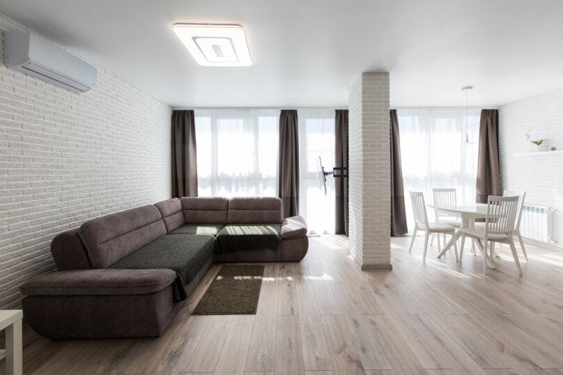 1-комн. квартира, 51 кв.м. на 4 человека, Молодёжная улица, 78, Химки - Фотография 1