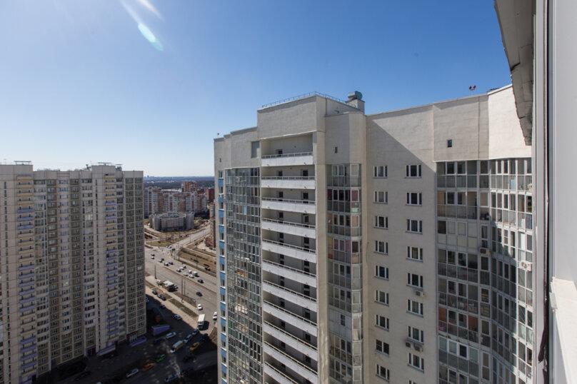 1-комн. квартира, 51 кв.м. на 4 человека, Молодёжная улица, 78, Химки - Фотография 45