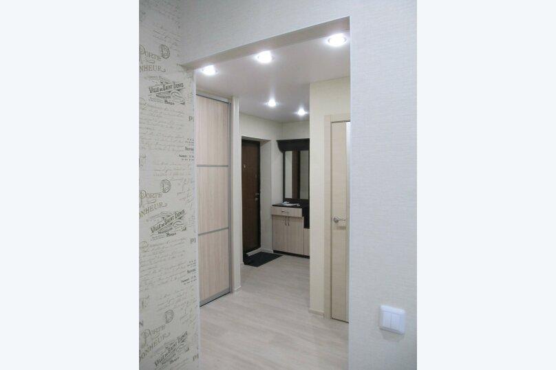 2-комн. квартира, 52 кв.м. на 4 человека, улица Софьи Ковалевской, 16Б, Петрозаводск - Фотография 10